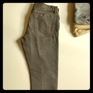 Mens Black Gap Jeans Size 32